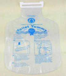 Toilet Tummy Bag