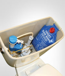 WC Water Saving Toilet Tank Bank