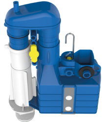 Dual Flush Syphon