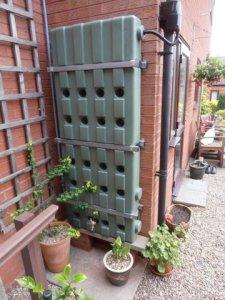 Rainwater Garden Tank