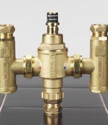 horne h20-21b tmv3 mixing valve