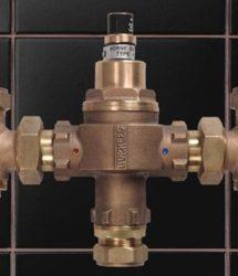horne h25-11b tmv3 mixing valve