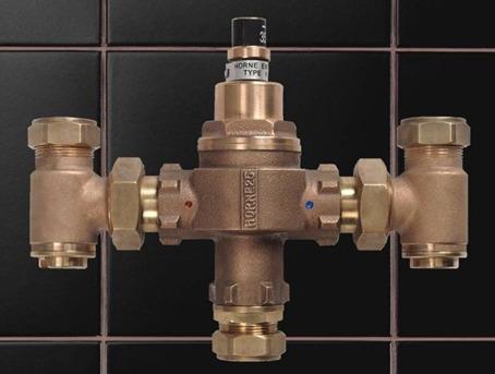 Horne H25 11b Tmv3 Mixing Valve Renergise Water Saving