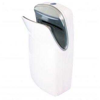 white blade hand dryer
