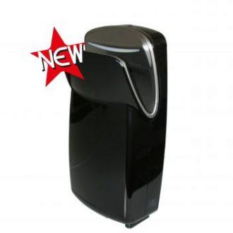 black blade hand dryer