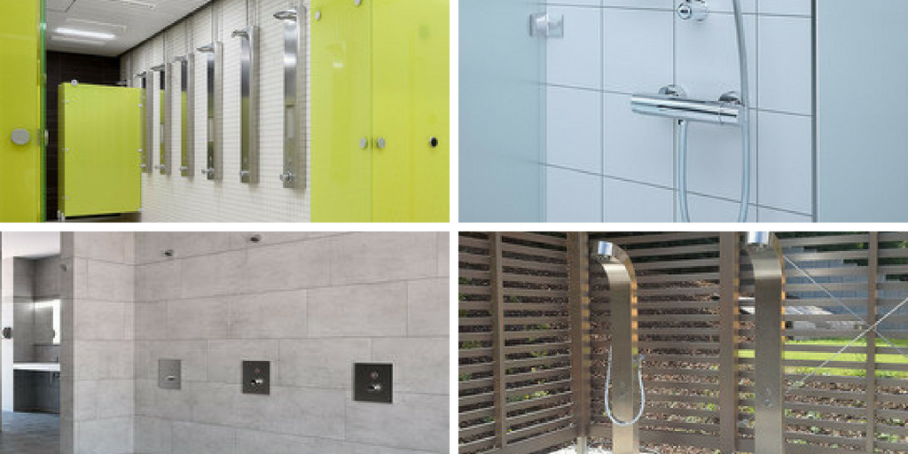 conti+ shower systems