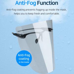 protective hygiene face shield